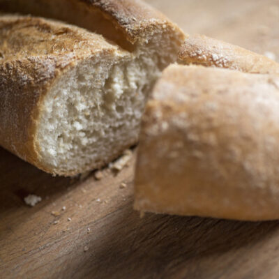 White Bread Baguettes
